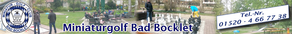 Minigolf Bad Bocklet